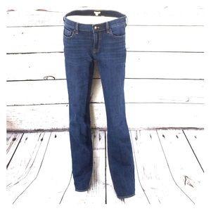 J, Crew Stretch Jeans